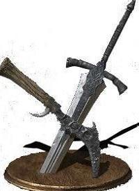 Espadón de Farrón Dark Souls 3