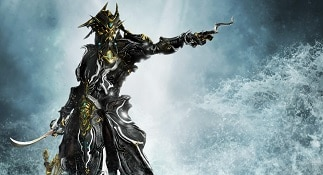 Hydroid Prime Warframe