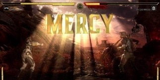 Mercy Mortal Kombat 11