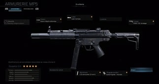 Mp5 Warzone