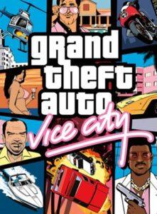GTA Vice City logo